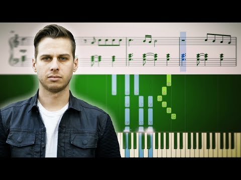 PUMPED UP KICKS Foster The People - Piano Tutorial + SHEETS