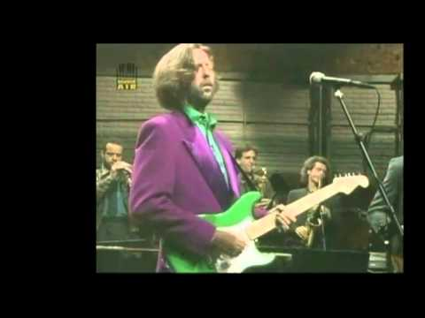 Hard Times - Eric Clapton (Subtitulada Inglés/Español)