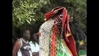 Egungun DALMEIDA (Rencontre ouidah)2