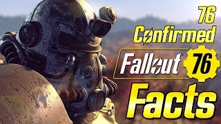 76 CONFIRMED #FALLOUT76 Facts - Fallout 76 News