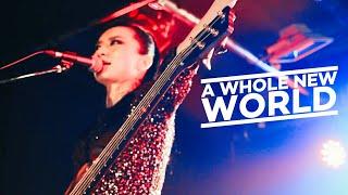 Kiyoshi - A Whole New World [Live]