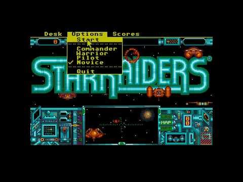 Star Raiders - Atari ST Longplay