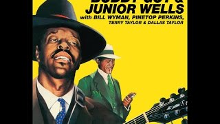 BUDDY GUY & JUNIOR WELLS -Drinkin