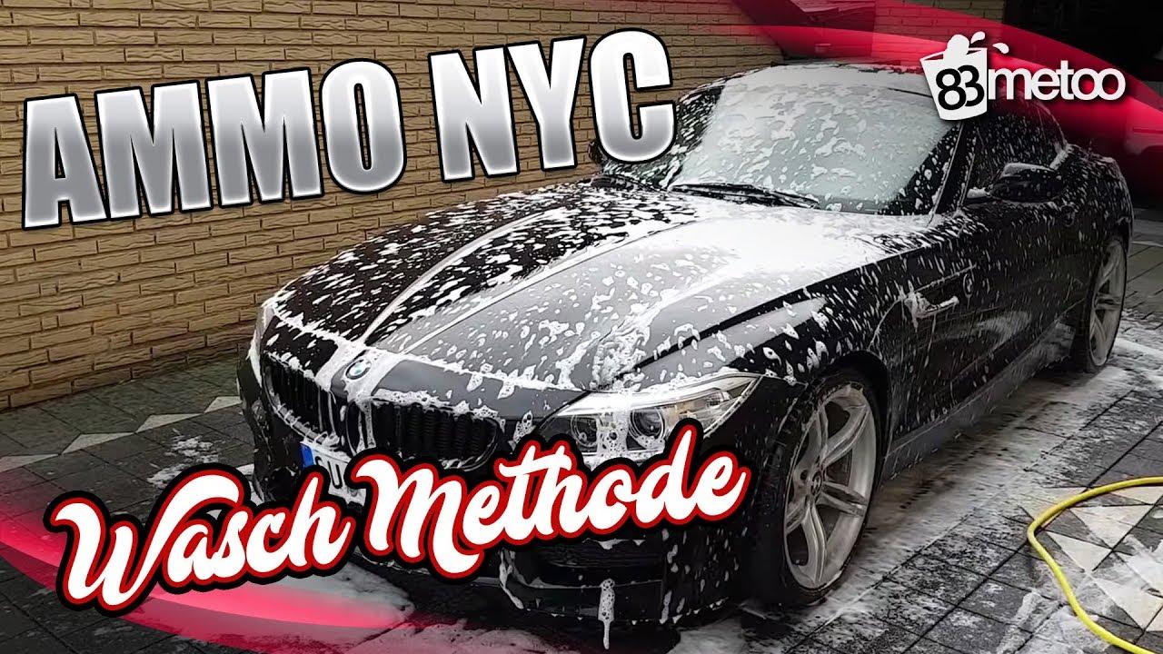 Ammo Nyc Wasch Methode Auto Waschen Wie Larry Kosilla Von Ammo Nyc