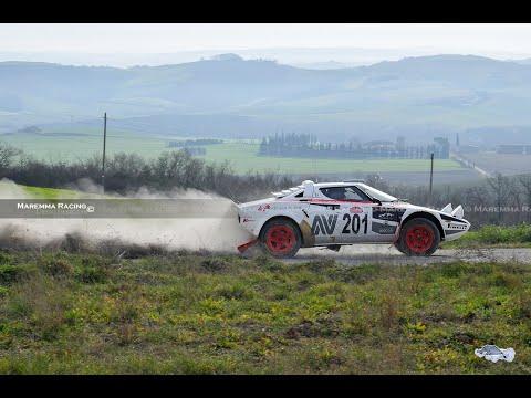 XI° Rally Dell Val D'Orcia - PS2 Piancastagnaio | 23 Febbraio 2020