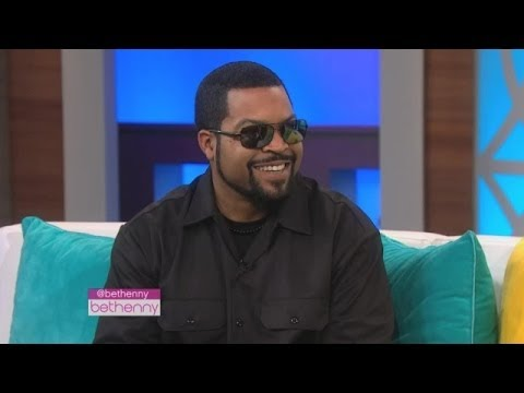 Rapper/Actor Ice Cubes Secret to 21 Years of Marriage
