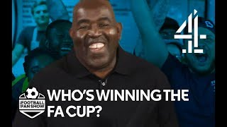 Man United or Chelsea to Win the FA Cup? | The Real Football Fan Show