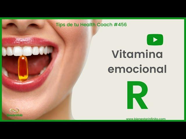 Vitamina emocional R #456