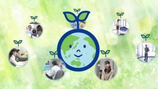 株式会社南日本総合サービス新TVCM「地球くん」