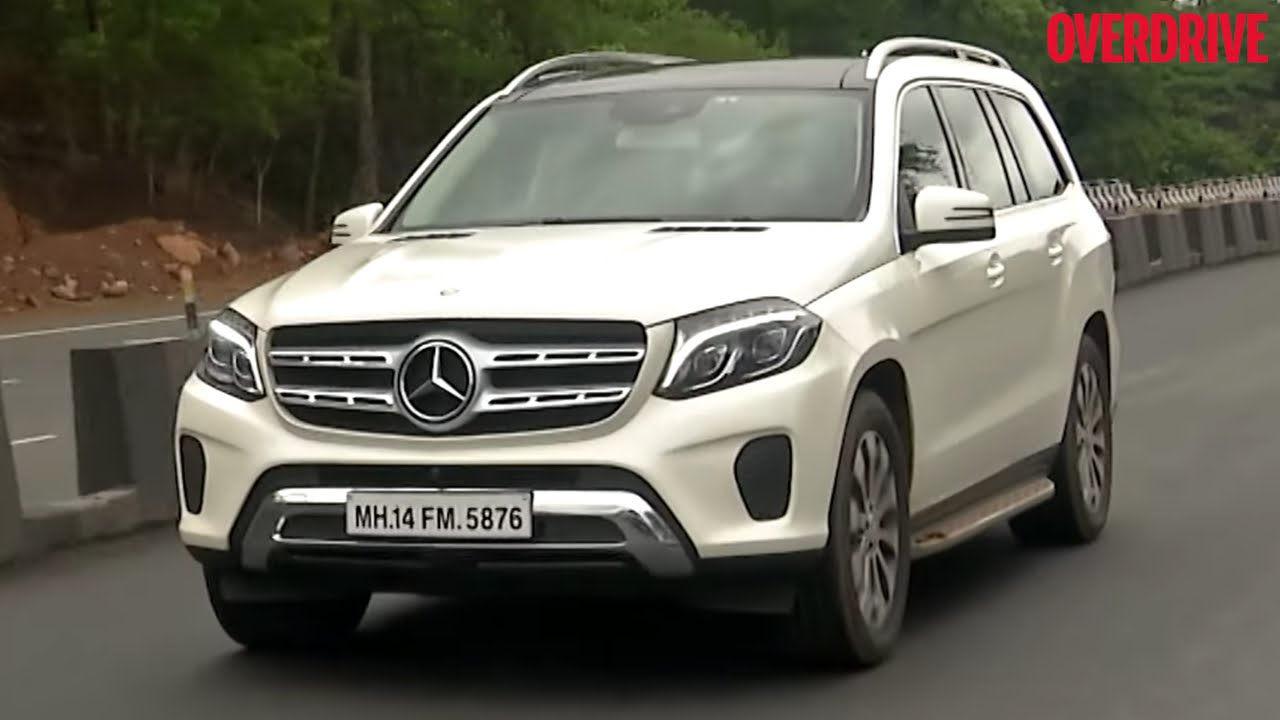 Mercedes Gls 350 D Road Test Review