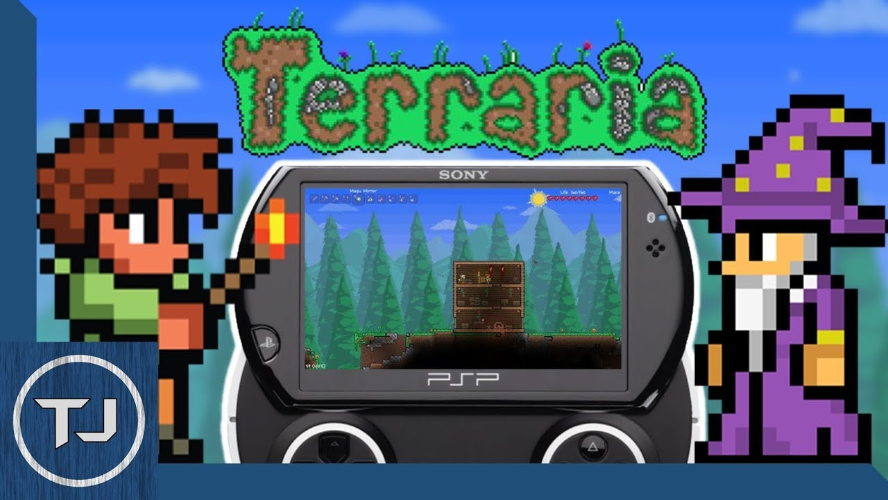 Terraria PSP Edition! [Version 2 0]