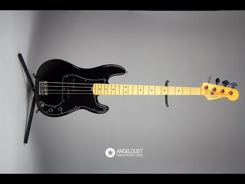 Fender Precision American Standard 2012 [angeldust Review]