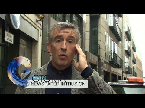 Press regulator IPSO is ' a sham' says Steve Coogan - BBC News