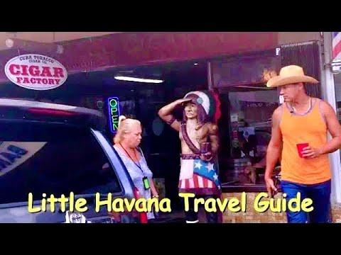 Little Havana Travel Guide - Miami FL - HD
