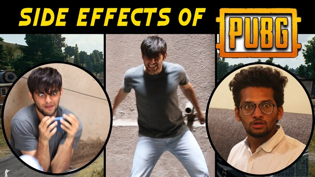 Download Side Effects of PUBG | Funcho Entertainment