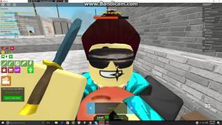 ROBLOX - Mad Games - I MET LOLERIS!