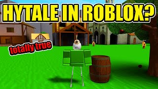 hytale in roblox (total wahr)