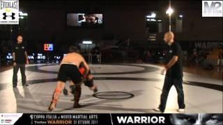 MMA Serie A 110kg - Tomasetti vs Achilli - Girone all'italiana