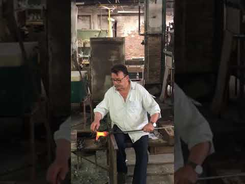 Murano Glass Blowing Máster / Venice Italy Travel 2018