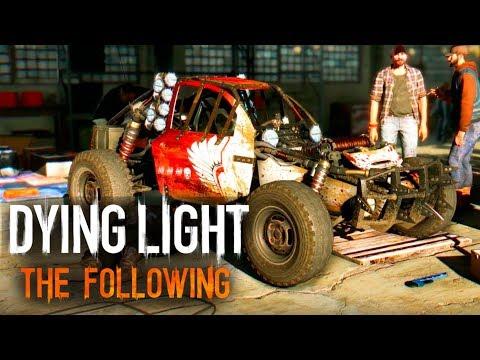 DYING LIGHT THE FOLLOWING #11 - EVOLUINDO MEU CARRO !!! MUITO ÉPICO (CO-OP PT-BR)