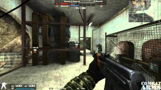 Combat Arms Germany.Ca vs. inVisibleGaming | [SnD] [S&D] Search and Destroy | Rattlesnake