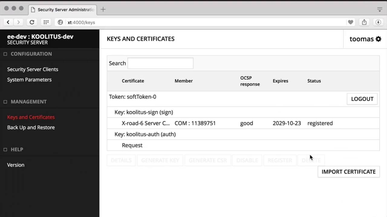 Importing a signing certificate from the local file system youtube importing a signing certificate from the local file system xflitez Choice Image