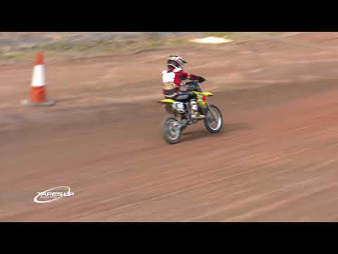 2017 Maxxis DTRA UK Flattrack National Championship - Round Seven, Amman Valley - Youth Junior Final