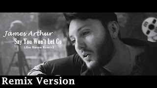 """James arthur - say you won't let go remix (official version) free download...! ↓↓click """"show more"""" to see important details & download!↓↓ ..."""