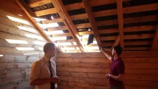 Как нельзя строить дом из бруса!(Видео от компании Золотое Сечение., 2015-08-20T10:06:30.000Z)
