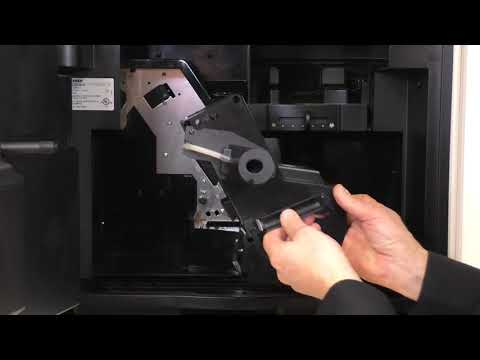 Cleaning the Brew Unit of Your Miele Built-in Coffee Maker and Proper Waste Flap Orientation