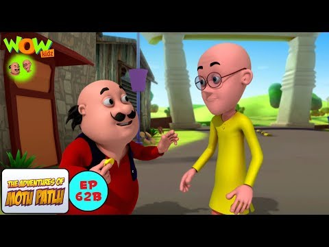 Gold Coin - Motu Patlu in Hindi WITH ENGLISH, SPANISH & FRENCH SUBTITLES