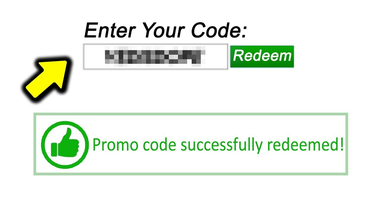 NEW ROBLOX PROMO CODE! (FREE HAT) - YouTube