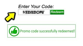NEW ROBLOX PROMO CODE! (FREE HAT)