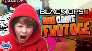 RAGING KIDS ON CALL OF DUTY (Gun Game Funtage)