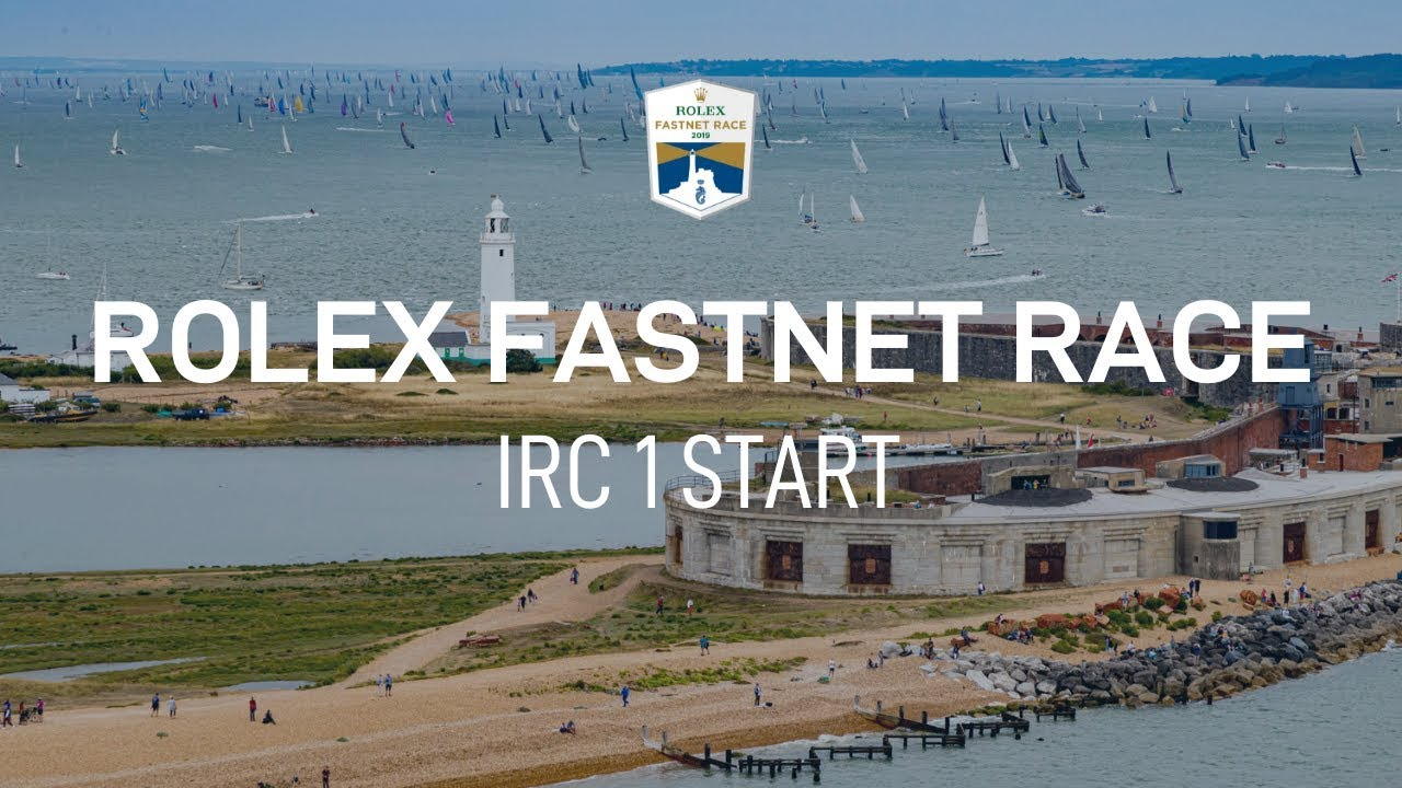 Rolex Fastnet Race 2019 | IRC 1 Start