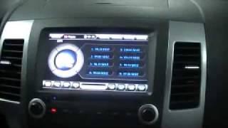 магнитола redpower 8956Mitsubishi Outlander, Peugeot 4007, Citroen C-Crosser