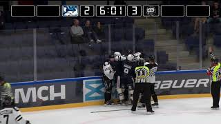 30-08-19 highlights Blue Fox - TPS Turku