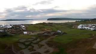 Chambers Bay Golf Course - Site of 2015 US Open
