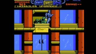 Robocop 3 (NES) playthrough