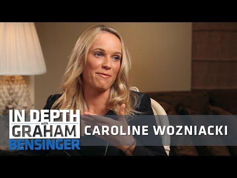 Caroline Wozniacki: Interview outtakes