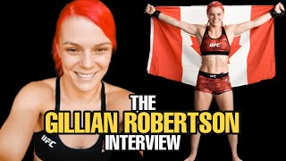The Gillian Robertson Interview