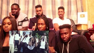 This is #ubuspotlight, our reaction to a up & coming nigerian south african ghanian artist's, song entitled: santi ft. shane eagle amaarae - rapi...