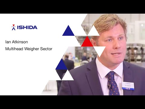 Interview Videos - Ian Atkinson - Ishida Multihead Weigher Sector Solutions