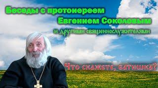Наука и религия (протоиерей Евгений Соколов)