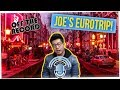 Off The Record: Joe Talks About His Europe Trip!