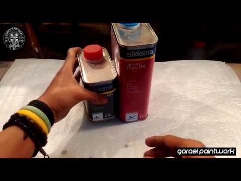 How to Mix Clear Coat For Best Result Paint Project