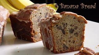 Banana Bread - No Mixer - Bruno Albouze - The Real Deal