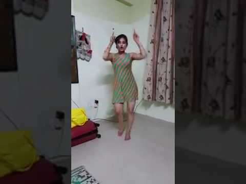 Baba Ram Rahim daughter Honey Preet dance viral video