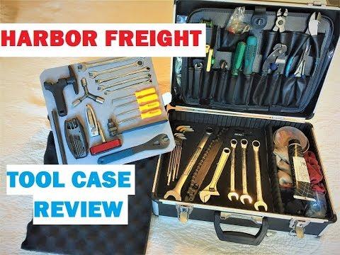 Harbor freight tool case 3m hot melt gun