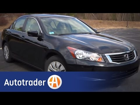 2008 2010 Honda Accord Sedan Used Car Review